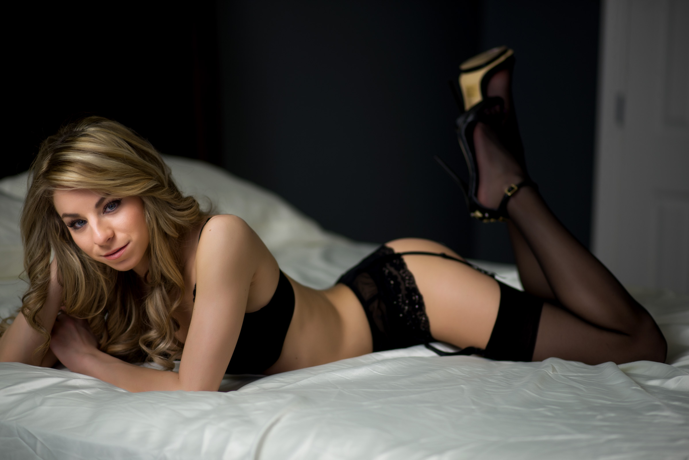 boudoir photography by Sean
