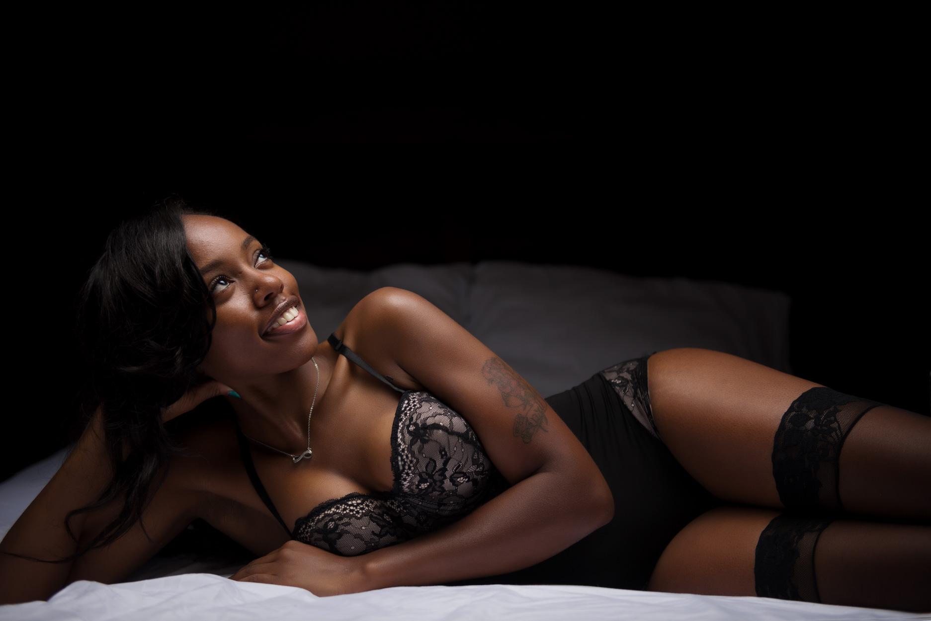 boudoir Photography by Sean