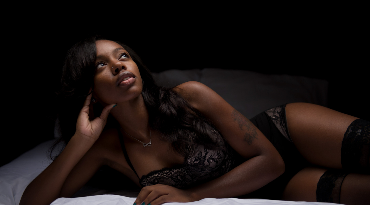 Jessica's Boudoir Photography