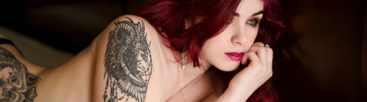 Jenna's Boudoir Photography