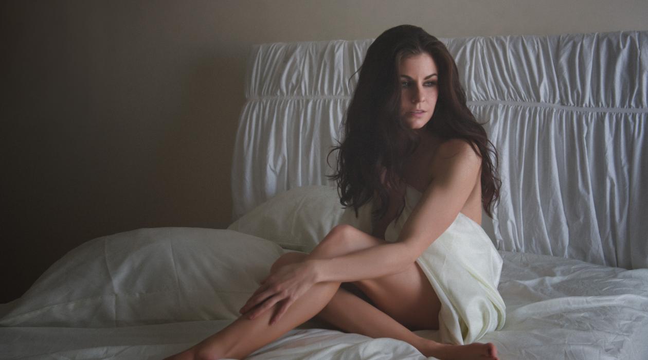Stephanie's Boudoir Photography
